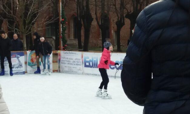 Scatti sul ghiaccio