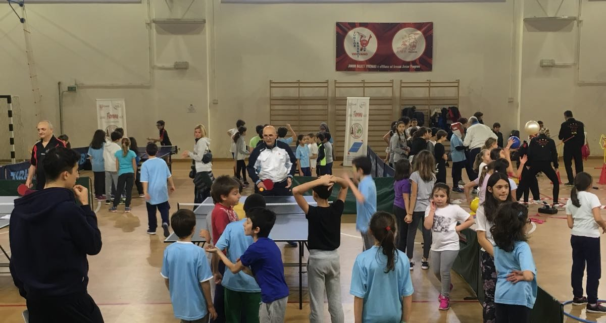 Sport exhibition – Primaria