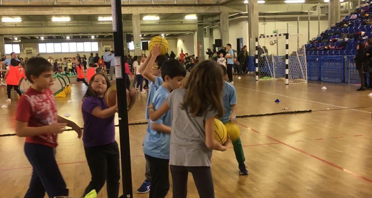 Sport exhibition – Primaria