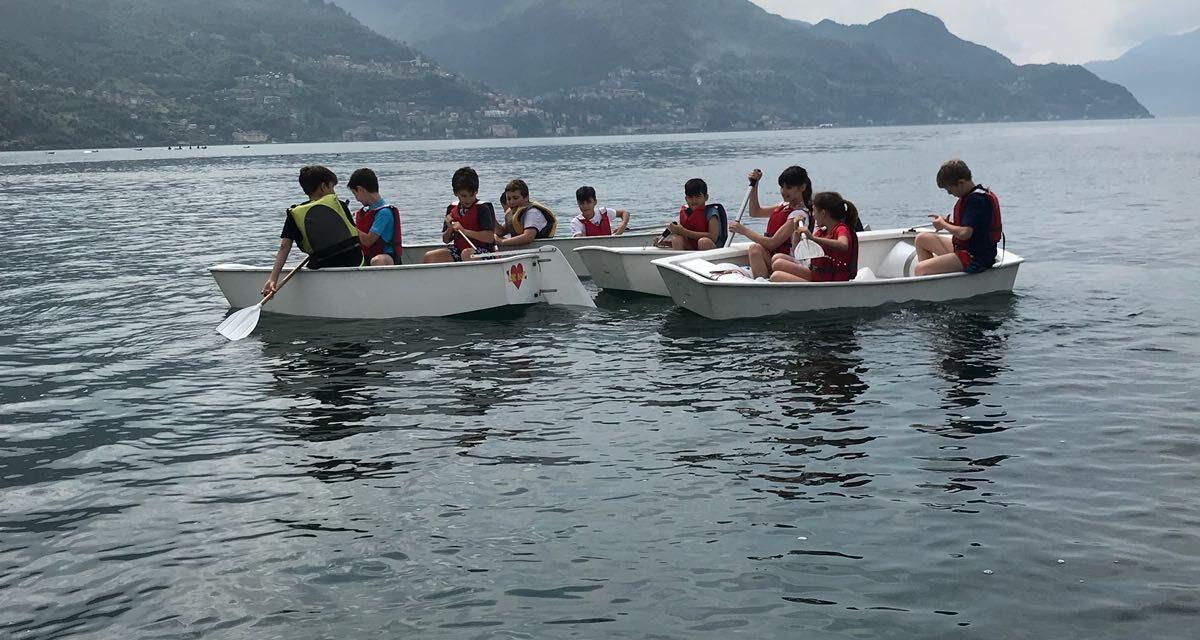 A scuola di vela