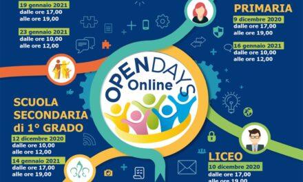 Open Day – tutte le date